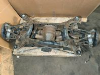 2007 LEXUS IS220 COMPLETE REAR AXLE SUBFRAME + DIFFERENTIAL ARMS HUB BEARING